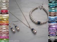 Round Jade Chain Costume Necklaces & Pendants