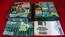 Amiga: Battle Command-Ocean software 1990