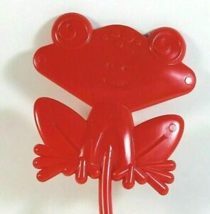 Fisher Price Animal Wonders Jumperoo Replacement Frog Teether Toy