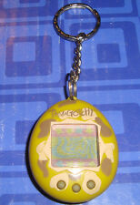 LAST 1 Mini Tamagotchi Connection Camoflauge, Green Buttons Electronic Keychain
