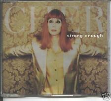 cher - strong enough german maxi  cd