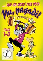 DVD Nu, Pagadi   Hase und Wolf Folge 1 bis 8