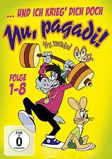 DVD Nu, Pagadi Rabbit and Wolfhardt Episode 1 to 8