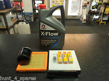 Micra 1.6 Petrol 05-10 Plugs Air /& Oil Filter Service Kit n9pa