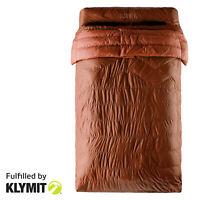 KLYMIT DOUBLE  30 Degree SYNTHETIC SLEEPING BAG - CERTIFIED REFURBISHED