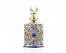 A bottle of perfume  hand made by  Keren Kopal with Austrian crystals