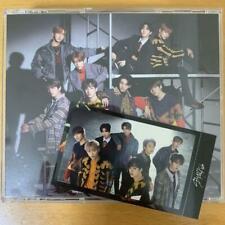 SKZ2020 Stray kids straykids Japan cd album limited edition cd+dvd+photocard