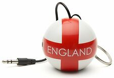 KitSound Mini Buddy Wired England Speaker - Rechargeable✓ Portable✓