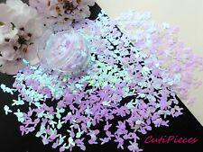 "Nail Art Playboy Design ""White Bunny Holographic Pot"" Spangle Glitter Decoration"
