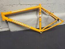 "1998 Specialized S Works Stumpjumper M2 Mountain Bike Frame Hartail 26"" Mango"
