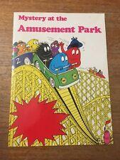 Mystery at the Amusement Park Barbapapa Ann Tison Talus Taylor 1982