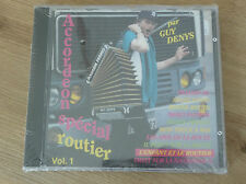 CD GUY DENIS - Accordeon Spécial Routier Vol. 1 - City 112- Sealed