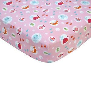 Carter's Sea Collection Fitted Crib Sheet