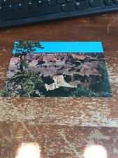 Postcard 115-H Grand Canyon National Park Mohave Point