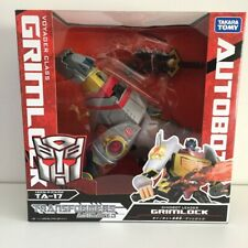 [NIB] Takara Transformers Animated TA-17 Grimlock