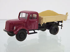 Herpa 745741 Military 1:87 - MB L 3000 flatbed truck with loading