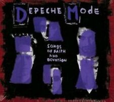 Depeche Mode - Songs Of Faith And Devotion (NEW CD+DVD)