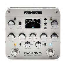 Fishman Platinum Pro EQ Acoustic Guitar Analog PreAmp