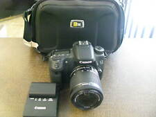 Canon EOS 70D 20.2MP Digital SLR Camera with EF-S IS STM 18-55mm Lens