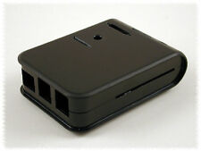 Raspberry Pi 2 Case Hammond High Quality ABS Enclosures BLACK