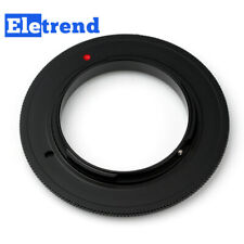 58mm Reverse Mount Macro Adapter Ring for Micro 4/3 M43 E-M1X E-M10II GX9 GH5S