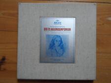 Mendelssohn-Die 12 Jugendsinfonien-Kurt Masur-5er Lp Leinen Box ED1-Archiv Prod.