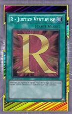 R-Justice Vertueuse RYMP-FR025 Magie-->Destruction Magie/Piège xNb Héro Contrôlé