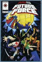 Rai & The Future Force #10 (Jun 1993, Valiant) John Ostrander, Sean Chen