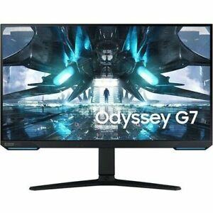 "SAMSUNG Odyssey G7 S28AG700 28"" UHD 144Hz G-SYNC HDMI 2.1 Gaming Monitor"
