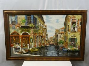 "Viktor Shvaiko ""Dream of Venice"" Original Limited Edition 96/305"