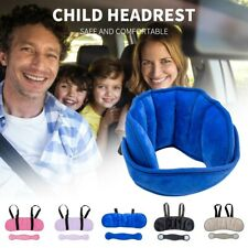 Car Seat Head Support Protective Pad Sleep Rest Child Kids Baby Head Restraint