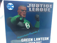 Dc Justice League The Animated Series Resin Green Lantern Bust  00006000 Limited 3000 New