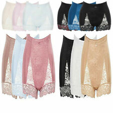 Rhonda Shear Pin-Up Panty with Lace Size 3X