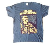 YURI GAGARIN - Spaceman - T-Shirt - Größe Size L - Neu