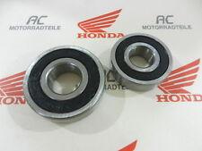 Honda CB 450 K Radlager Lager Satz Hinterrad neu Bearing Set Rear New