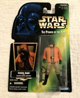 Kenner '96 Star Wars The Power of The Force Ponda Baba Action Figure | NEW