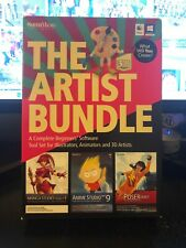 Smith Micro Software The Artist Bundle 3 Pack Super Value for windows and mac