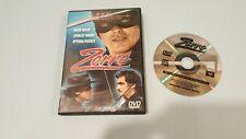 Zorro (DVD, 2000) 0 All Regions (Alain Delon)