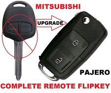 Mitsubishi PAJERO REMOTE FLIP KEY 2008 2009 2010 2011 NS NT   ID46-MIT8-434mhz