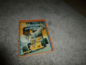 1974 Indianapolis 500 Yearbook 223 Pages of Racing History Borg Warner Trophy +