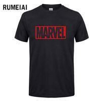 New 2018 Marvel T shirt Avengers Costume Comics Superhero mens