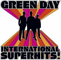 GREEN DAY International Superhits! (2001) 21-track CD NEW/SEALED