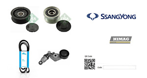 Kit Distribuzione SSANGYONG ACTION 2.0 Xdi 100 104 Kw