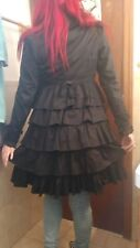 LIP SERVICE LOLITA CANDY JACKET GOTH punk SMALL COAT RARE STEAMPUNK S SWEET s