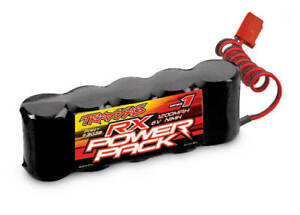 Traxxas 5 Cell Flat Receiver Battery Pack 1200mAh 3036