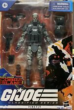 Hasbro Gi Joe Classified Series Cobra Island Target Exclusive Firefly Mib Sealed