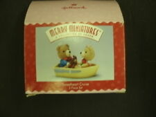 "Hallmark Merry Miniatures ""Sweetheart Cruise"" 1995"