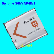 Genuine Original Sony NP-BN1 Battery for BC-CSN W310 W330 W360 WX9 TX5 TX7 TX9