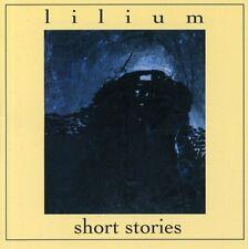 Lilium - Short Stories [New CD] Bonus DVD