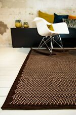 Laccetti Rugs 9025 RUGIADA Splendore di Venezia by Louis d Poortere Brown Rust